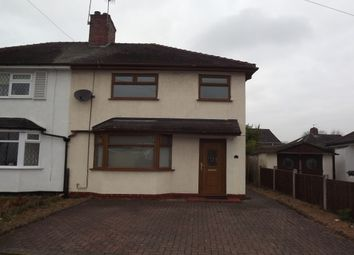 Thumbnail 3 bed semi-detached house to rent in Mayfield Place, May Bank, Newcastle-Under-Lyme