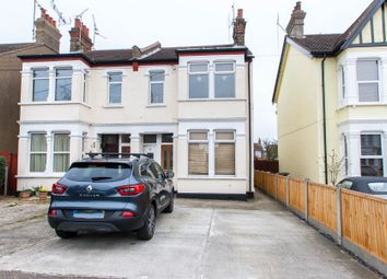 Thumbnail 3 bedroom maisonette for sale in Bellevue Avenue, Southend-On-Sea
