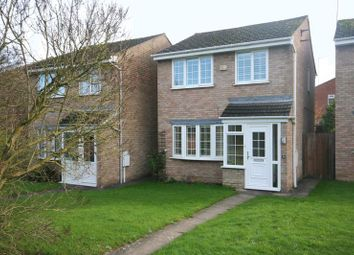 Thumbnail 3 bedroom detached house to rent in Hare Close, Buckingham