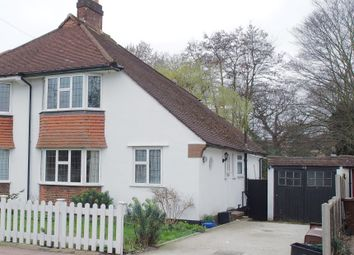 Thumbnail 3 bed semi-detached house for sale in Bolderwood Way, West Wickham, Kent