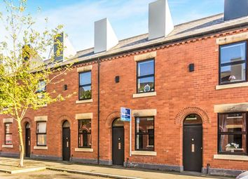 Thumbnail 3 bed terraced house to rent in Reservoir Street, Salford
