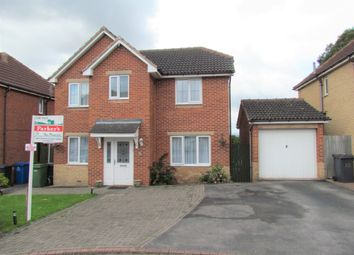 Thumbnail 4 bed detached house for sale in Dixon Croft, New Whittington, Chesterfield