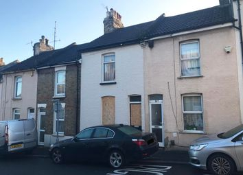 Thumbnail 3 bed terraced house for sale in 165 Sturla Road, Chatham, Kent