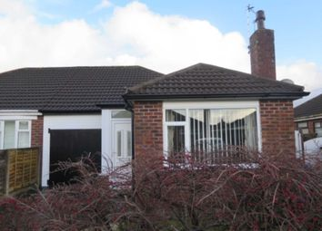 Thumbnail 2 bed semi-detached bungalow to rent in Whiteholme Drive, Poulton-Le-Fylde