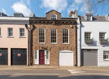 Thumbnail 3 bed mews house for sale in Cadogan Lane, Belgravia, London