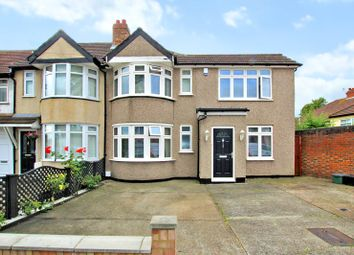 3 bed end terrace house for sale in Lyndon Avenue, Sidcup, Kent DA15