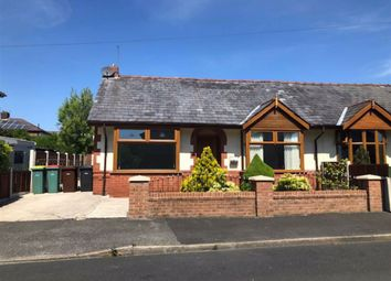 Thumbnail 2 bed semi-detached bungalow for sale in Cadley Avenue, Fulwood, Preston