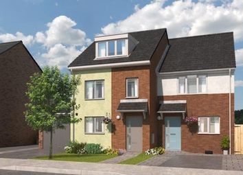 "Thumbnail 3 bedroom property for sale in ""The Esk At Trinity South, South Shields"" at Lyons Way, South Shields"