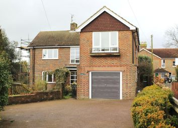 Thumbnail 4 bed detached house to rent in Haywards Road, Haywards Heath