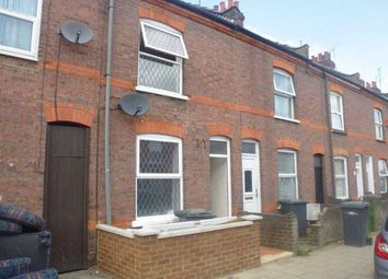 Thumbnail 2 bed terraced house for sale in Oak Road, Luton