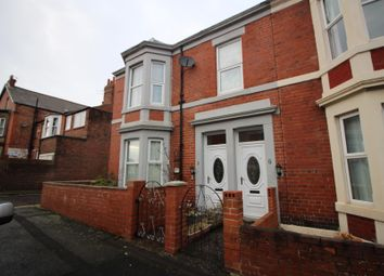 Thumbnail 3 bed flat for sale in Mayfair Road, West Jesmond