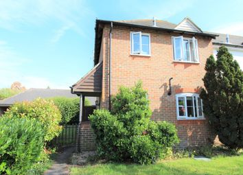 Thumbnail 3 bed end terrace house for sale in St. Michaels Close, Lambourn, Hungerford