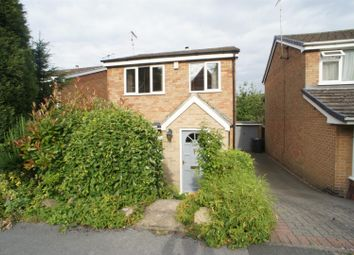 Thumbnail 3 bed detached house to rent in Crab Tree Hill, Little Eaton, Derby