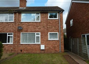 Thumbnail 1 bed property to rent in Hurley Close, Leamington Spa, Warwickshire