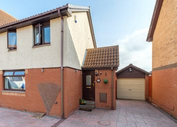 Thumbnail 3 bed semi-detached house for sale in Backdean Road, Danderhall, Midlothian