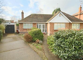 Thumbnail 2 bed detached bungalow for sale in Mossdale Road, Sherwood Dales, Nottingham