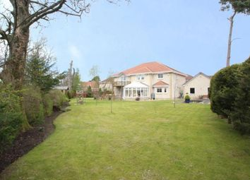 Thumbnail 5 bed detached house for sale in Fairfields, Dunmore, Falkirk, Stirlingshire