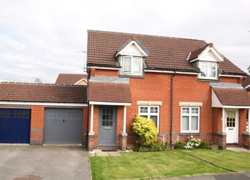 Thumbnail 2 bed semi-detached house to rent in Clover Way, Harrogate
