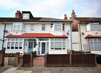 Thumbnail 3 bed end terrace house for sale in North Gardens, Colliers Wood, London