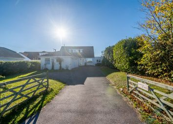 Thumbnail 4 bed detached house for sale in Ridge Road, Maidencombe, Torquay