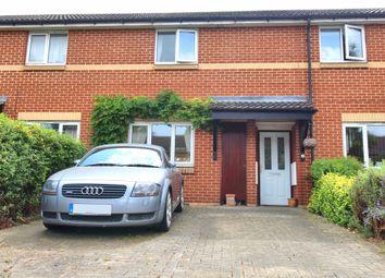 Thumbnail 2 bed terraced house for sale in Bracken Way, Aylesbury