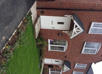 Thumbnail 2 bedroom terraced house for sale in Liberty Gardens, Barkby Road, Syston, Leicester