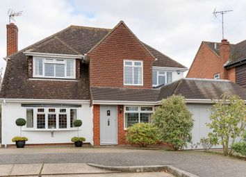 Thumbnail 4 bed detached house for sale in Cheldon Barton, Southend-On-Sea
