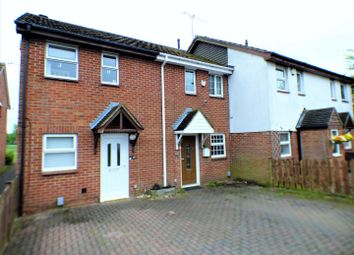 Thumbnail 2 bed end terrace house to rent in Bridgeman Drive, Houghton Regis, Dunstable