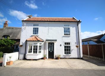 Thumbnail 3 bed detached house for sale in Beach Road, Caister-On-Sea, Great Yarmouth