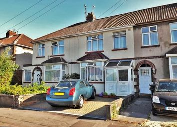 Thumbnail 3 bed terraced house for sale in Station Road, Filton, Bristol