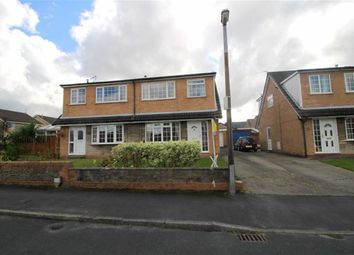 Thumbnail 3 bedroom semi-detached house for sale in Lime Grove, Longridge, Preston