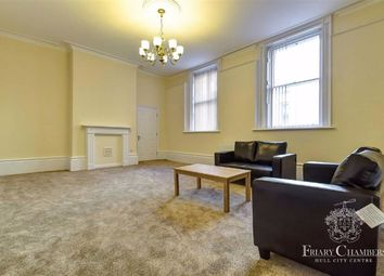 2 bed flat to rent in Whitefriargate, Hull HU1
