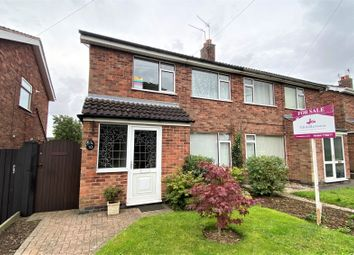 Thumbnail 3 bed semi-detached house for sale in Morris Cam Walk, Asfordby, Melton Mowbray