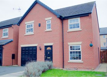 Thumbnail 4 bed detached house for sale in Grace Road, Retford
