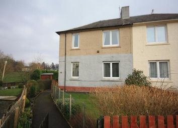 Thumbnail 1 bed flat to rent in Clyde Avenue, Bothwell, Glasgow