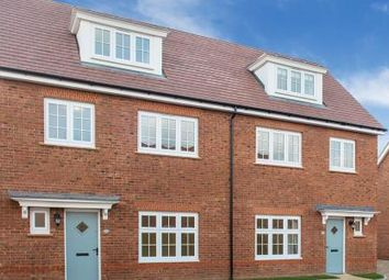 Thumbnail 4 bed town house for sale in The Maltings, Newport Road, Llantarnam, Newport