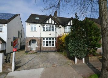 Thumbnail 4 bed semi-detached house for sale in Hollywood Way, Woodford Green