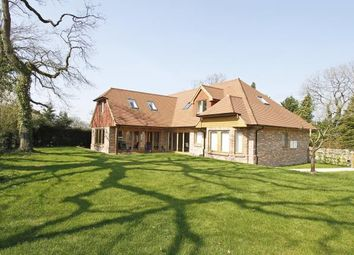 Thumbnail 5 bedroom detached house for sale in West Chiltington Lane, Coneyhurst, Billingshurst