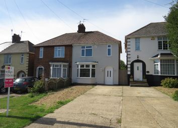 Thumbnail 3 bedroom semi-detached house for sale in Windsor Road, Yaxley, Peterborough