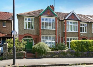Thumbnail 3 bed end terrace house for sale in Cranbrook Road, Redland, Bristol