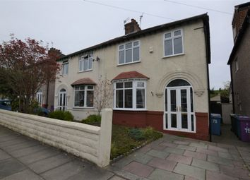 Thumbnail 3 bed semi-detached house for sale in Towers Road, Childwall, Liverpool