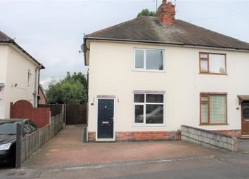 Thumbnail 2 bedroom semi-detached house for sale in Wilsthorpe Road, Chaddesden, Derby