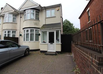Thumbnail 4 bedroom semi-detached house for sale in Dudley Road East, Oldbury