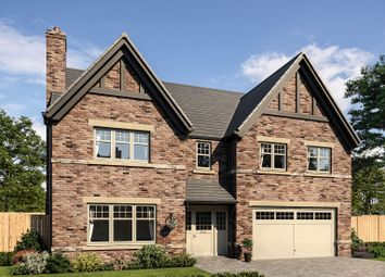 """Thumbnail 5 bedroom detached house for sale in """"Carnoustie"""" at Carmel Road South, Darlington"""