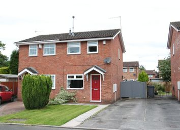 Thumbnail 2 bedroom semi-detached house for sale in Cardigan Grove, Trentham, Stoke-On-Trent