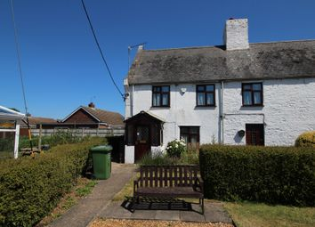 Thumbnail 2 bed semi-detached house for sale in Rookery Road, Clenchwarton, King's Lynn