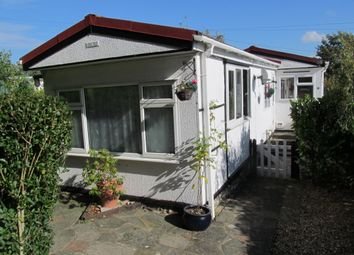 Thumbnail 1 bedroom mobile/park home for sale in Downe Road, Keston, Nr Biggin Hill