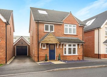 Thumbnail 4 bedroom detached house for sale in Lower Longlands, Tipton