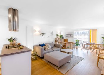 Thumbnail 1 bed flat to rent in Leeke Street, King's Cross