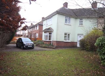 Thumbnail 3 bed semi-detached house for sale in Brookside, Burbage, Hinckley